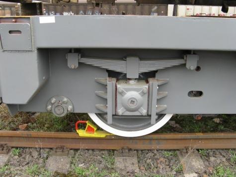 Lokomotiva T211 (701) - fotografie předlohy