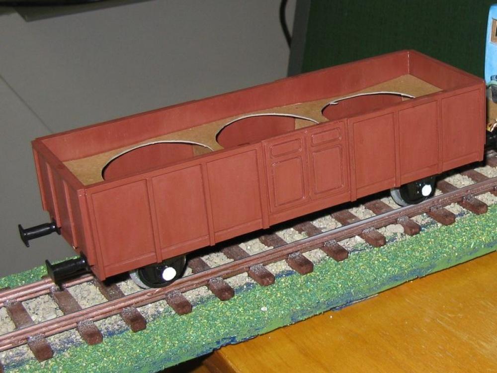 Lokomotiva T211 funkční