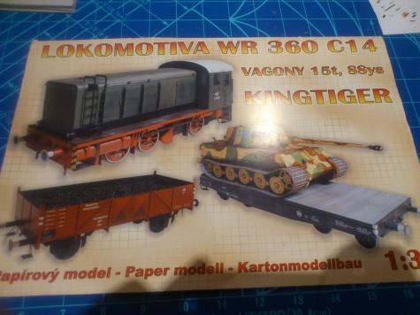 Lokomotiva WR360C- 14