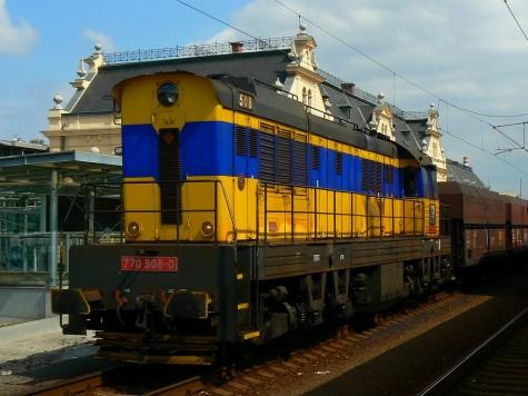 Lokomotiva 770