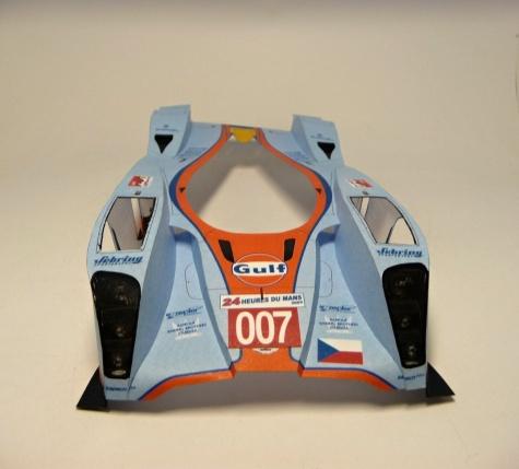 Lola - Aston Martin