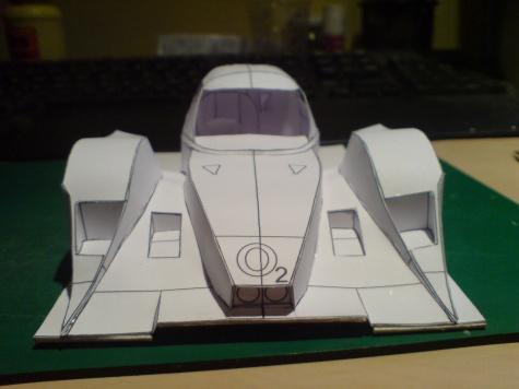 Lola B08/60 Aston Martin