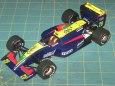 Lola Larrousse LC-90, E. Bernard, GP Great Britain 1990 - beta
