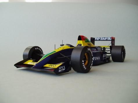 Lola Larrousse LC90 (1990; Suzuki)
