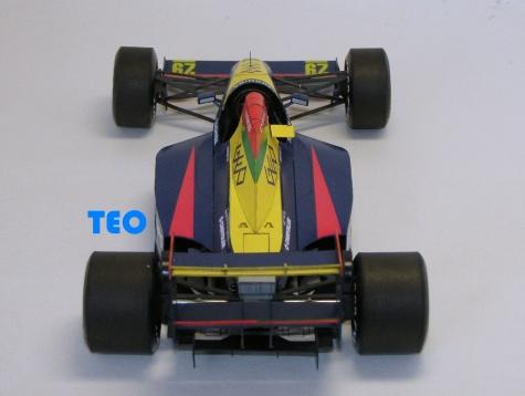 Lola Larrousse LC90