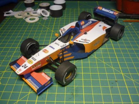 Lola T 97/30 / V.Sospiri / 1997