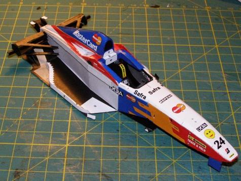 Lola T 97-30, 1997