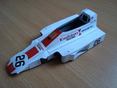Lola T370 - 1974 - Graham Hill