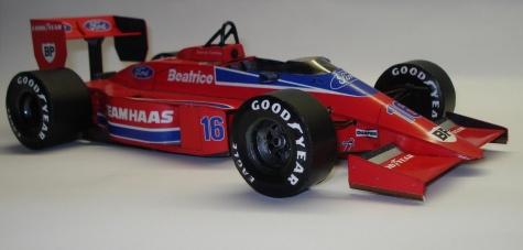 Lola TLH2 Tambay GP Rakousko 1986