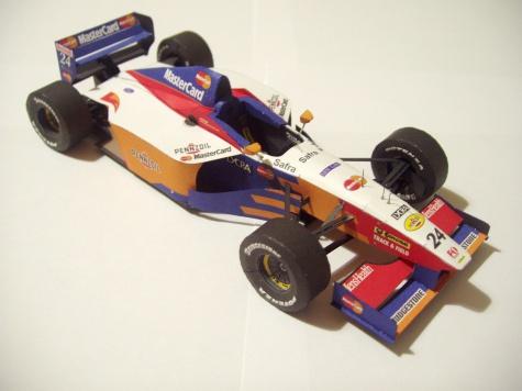 Lola T97/30, 1997 Vincenzo Sospiri