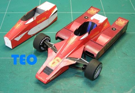 Lotus  FORD 78