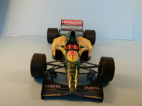 LOTUS 107,1992-VC KANADY,Johnny Herbert