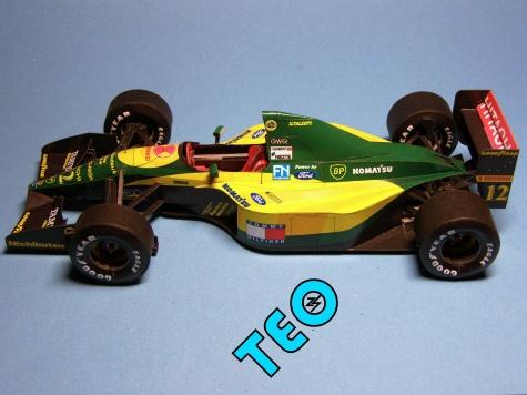 Lotus 107 Ford