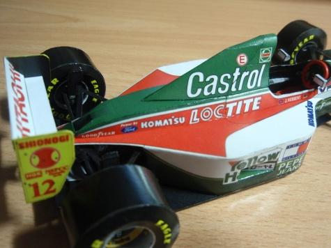 Lotus 107B    J.Herbert
