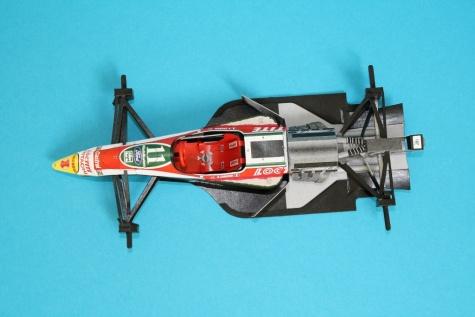 Lotus 107B, 1993, A. Zanardi, GP Brazílie/M. Fabián/1:24