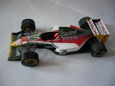 Lotus 107B Ford
