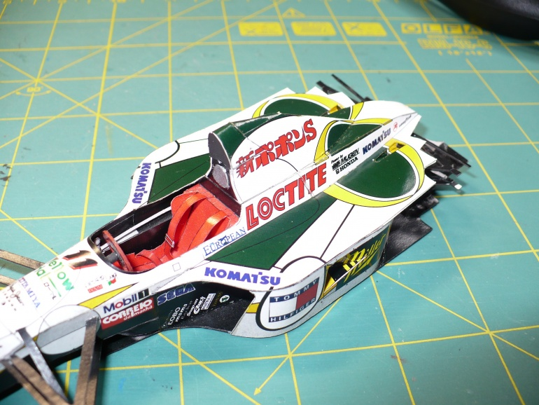 Lotus 107C - Pedro Lamy