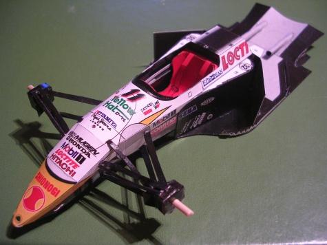 Lotus 107C, 1994 Pedro Lamy