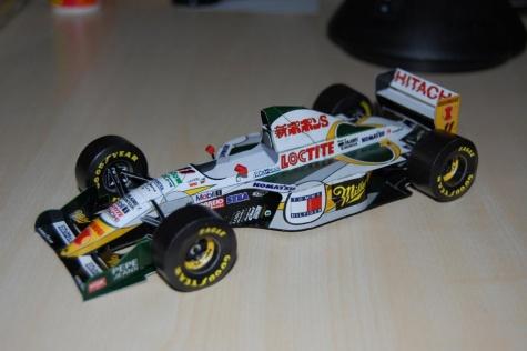 Lotus 107C Pedro Lamy