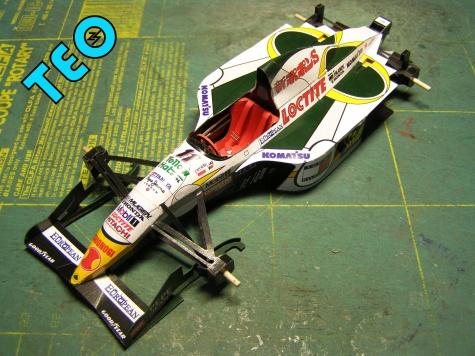 Lotus 107C