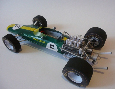 Lotus 49 Dutch GP 1967