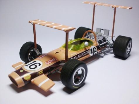 Lotus 49 John Love