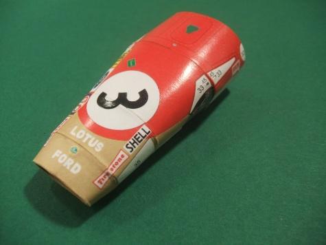 Lotus 49B MKII, Nurburgring 1968
