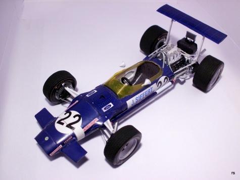Lotus 49B MKII