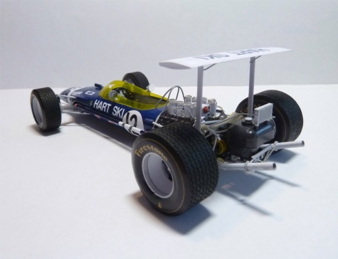 Lotus 49B MKII Canada GP ´68