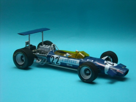 Lotus 49B