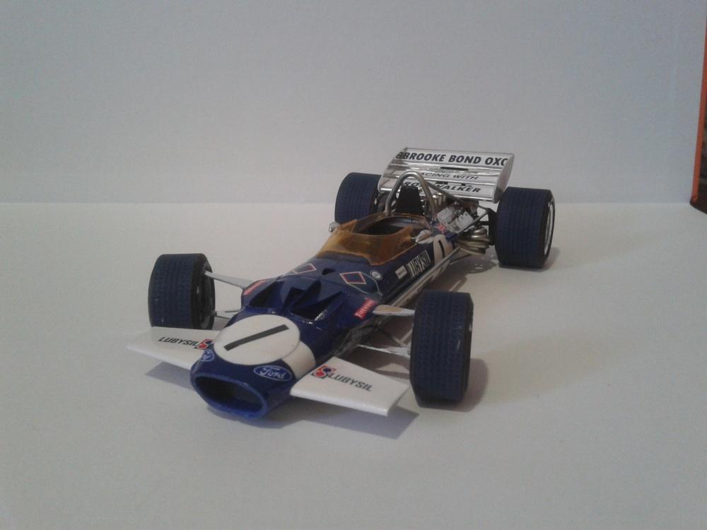 Lotus 49C Hill
