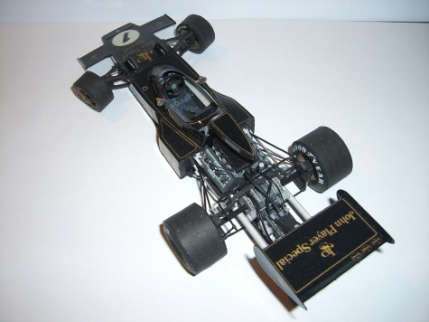 Lotus 72 D