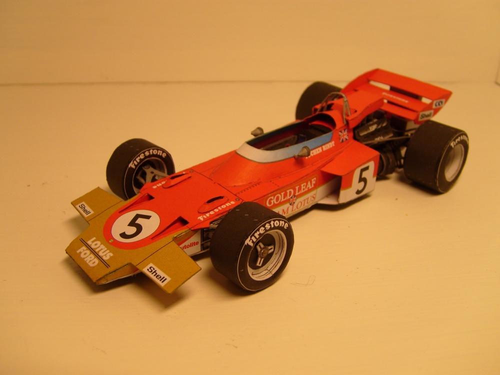 Lotus 72 Jochen Rindt (24 hodinovka)