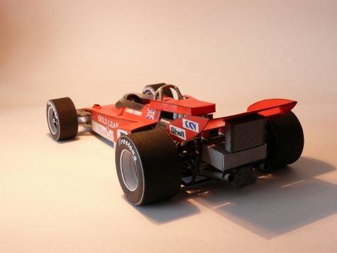 Lotus 72C