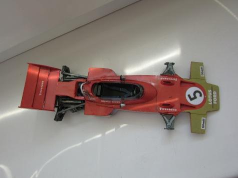 Lotus 72C_ J.Rindt-1970