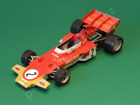 Lotus 72D, Vc USA 1971
