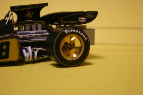 Lotus 72D 1972