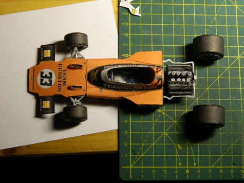 Lotus 72E - 24 Hodinovka 2013