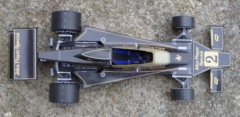 Lotus 76 - GP JAR 1974