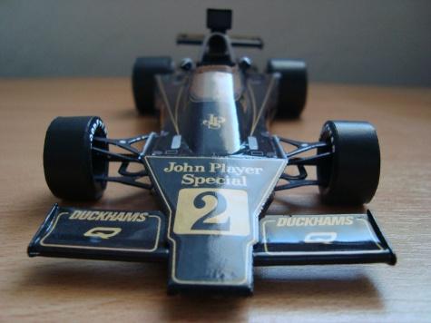 Lotus 76 - 1974 - Jacky Ickx