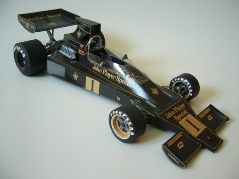 Lotus 76