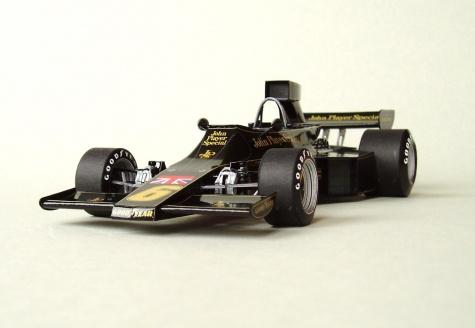 Lotus 77 (1976; Nilsson)
