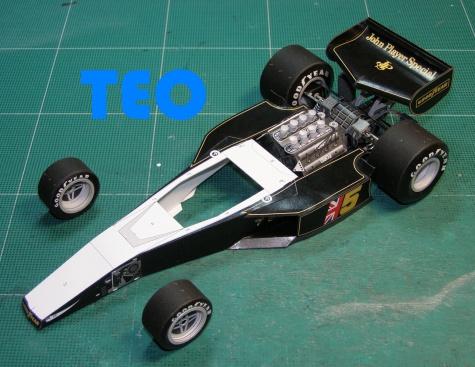 Lotus 77