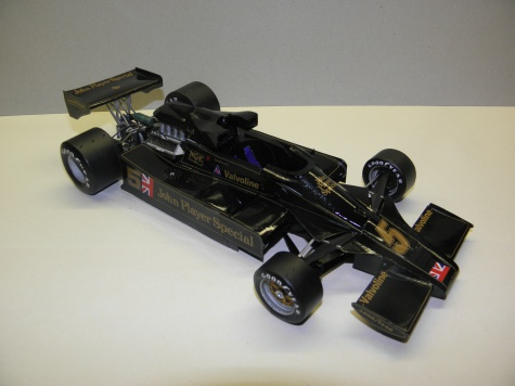 Lotus 78, 1977, M. Andretti