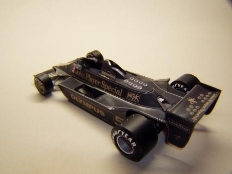 Lotus 79, 1978, M. Andretti