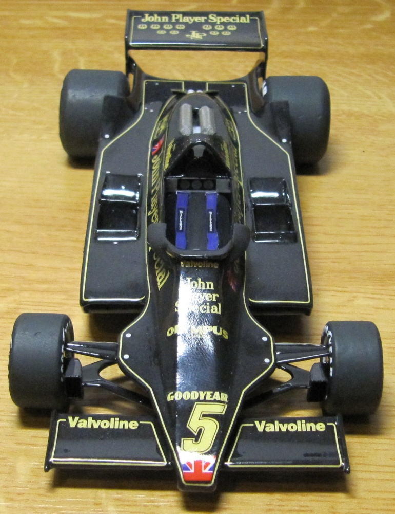 Lotus 79, Mario Andretti, 1978