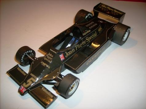 Lotus 79, Mario Andretti