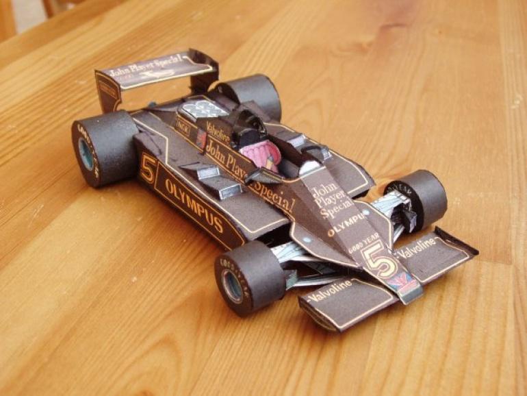 Lotus 79, 1978 Mario Andretti