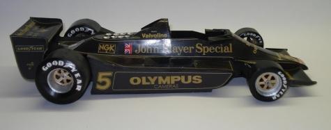 Lotus 79 Andretti GP Italy 1978