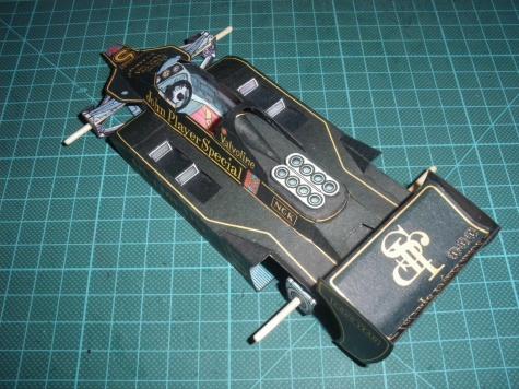 Lotus 79 JPS